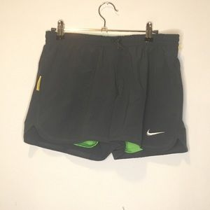 Nike Livestrong Green Fitdry Shorts S